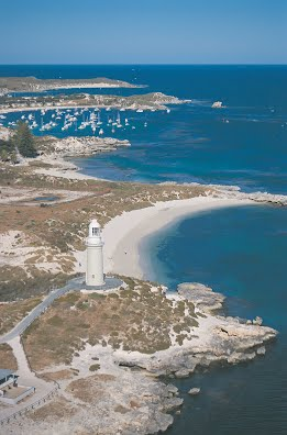 Bathurst Lighthouse, Rottnest - Credit: Tourism WA